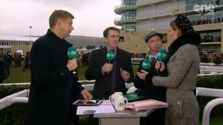 """What are we going to do? Are we going to do away with racing then?"" - Ap McCoy stands up for Irish jockey"