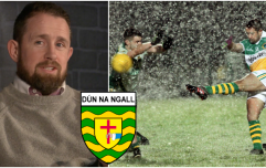'GAA was a sport I knew very little about, but I knew the people that played it were f***ing nuts'