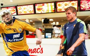 The story of the Clare hurlers in 2013 and the binned Supermacs