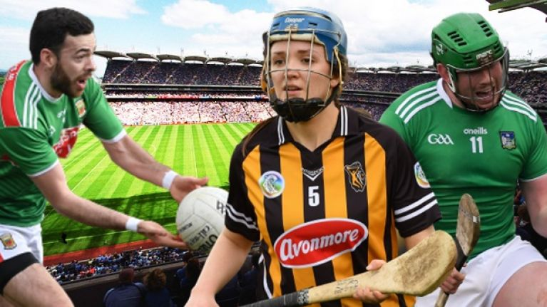 Hurling, football and camogie Division One deciders set for Croke Park triple header
