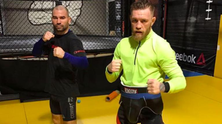 Artem Lobov confirms Conor McGregor is still part of SBG