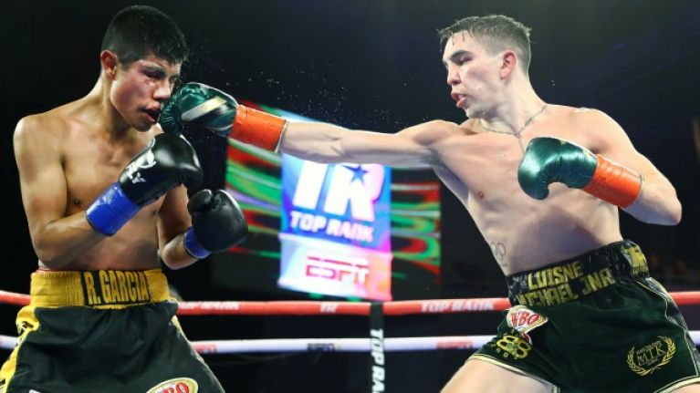 Michael Conlan expected to feature on upcoming Tyson Fury card