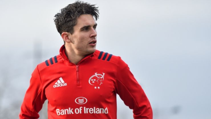 Major fullback call for Munster as Joey Carbery provides boost