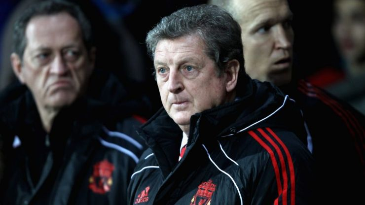 The player Roy Hodgson accidentally sold from Liverpool