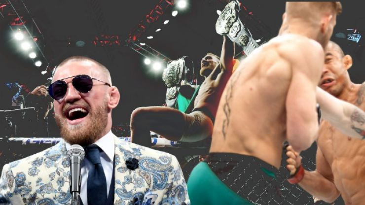If truly retired, what legacy does Conor McGregor leave behind?