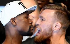 """A reminder of how many times Floyd Mayweather """"retired"""" from boxing"""