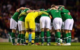 Mick McCarthy names Ireland team to play Georgia