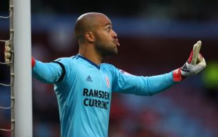 Darren Randolph named in Championship Team of the Season