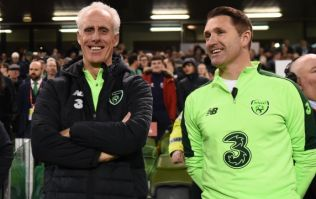Mick McCarthy reveals what he said in the dressing room after Georgia win