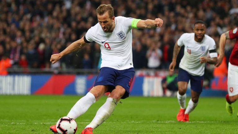 Harry Kane plans to finish career as NFL kicker
