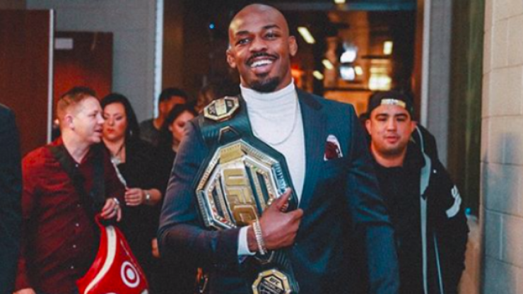 Jon Jones agrees next defence of light heavyweight title