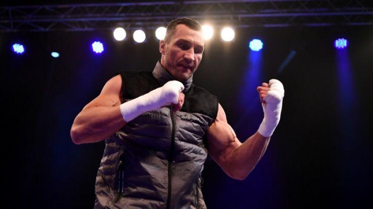 Wladimir Klitschko's promoter identifies ideal opponent if heavyweight legend returns to the ring