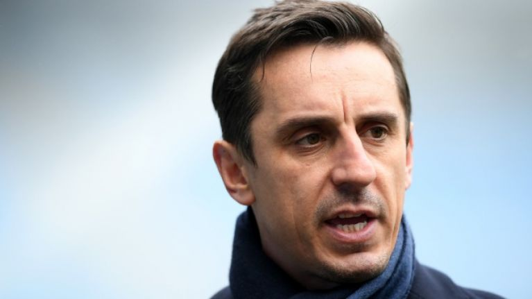 "Gary Neville ""not sure what the plan is now"" after delay in Solskjaer appointment"