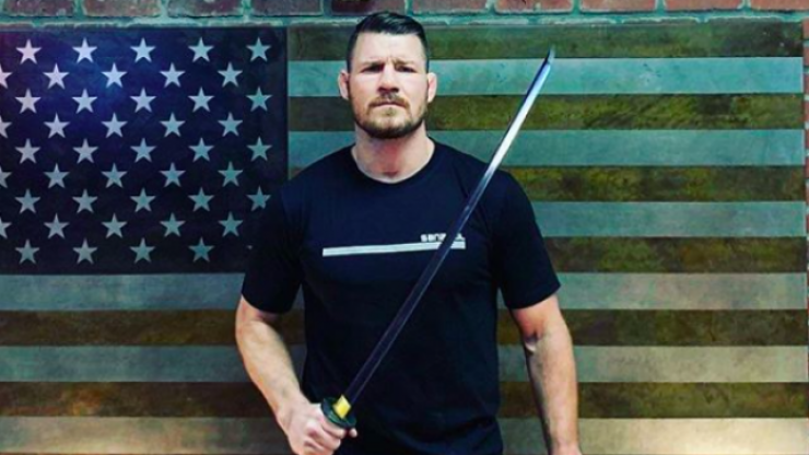 """Michael Bisping suspicious of TJ Dillashaw's """"relinquishing"""" of bantamweight title"""