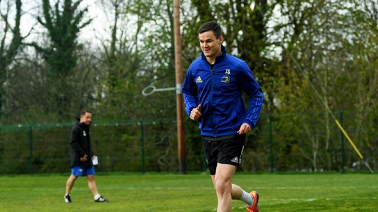 No Johnny Sexton or Rob Kearney in Leinster XV to play Ulster