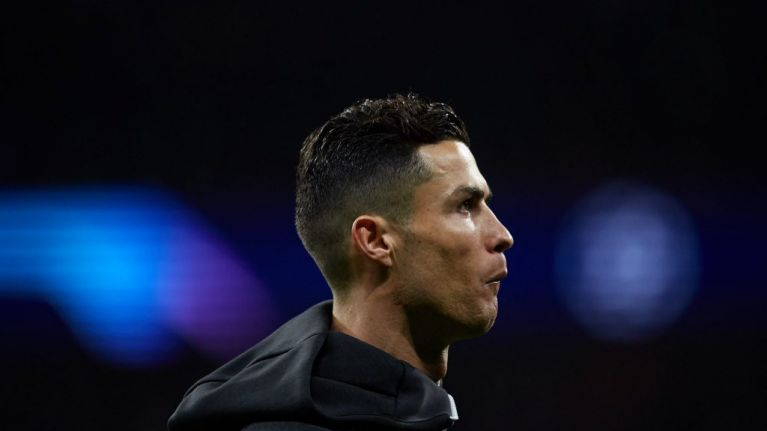 Cristiano Ronaldo an injury doubt for Juventus' Champions League tie with Ajax