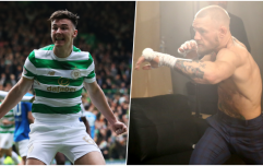 Tips from Conor McGregor helped Kieran Tierney return from injury