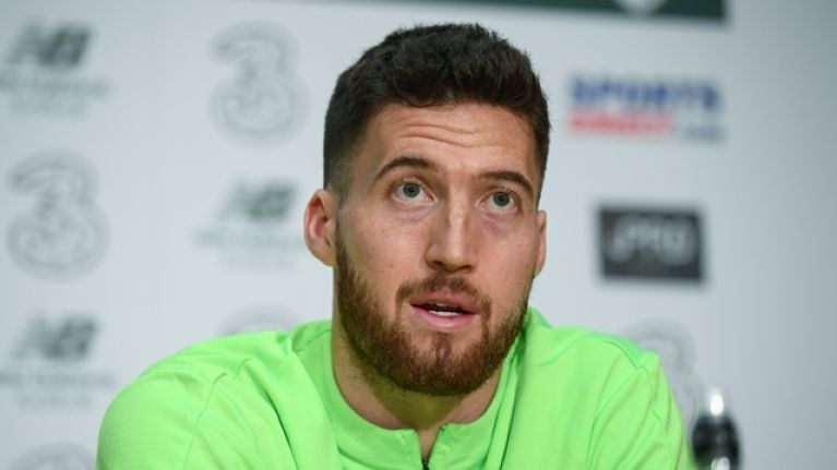 """""""I'm super confident at the moment"""" - Matt Doherty is in the form of his life ahead of Ireland's Euro 2020 qualifiers"""