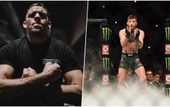 Conor McGregor vs. Nate Diaz III could well take place before the end of the year