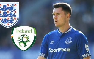 Michael Keane admits that he used Ireland as a stepping stone to play for England