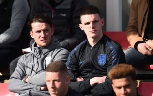 Gareth Southgate responds to Declan Rice IRA comments