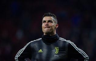 Cristiano Ronaldo fined for mimicking Diego Simeone's crotch grab celebration