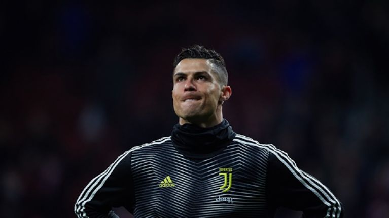 Cristiano Ronaldo fined for mimicking Diego Simeone's crotch grab celebration