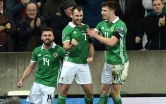 Northern Ireland's Niall McGinn dedicates victory and goal to Cookstown tragedy victims