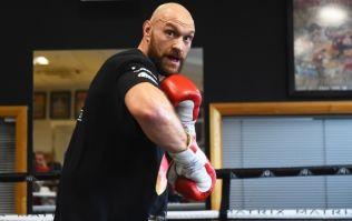 Tyson Fury reportedly set to fight Tom Schwarz on June 15 in Las Vegas