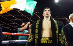 "Michael Conlan's promoter tells critics to ""get over it"" after flak for Celtic Symphony walkout"