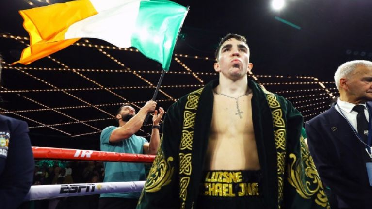 """Michael Conlan's promoter tells critics to """"get over it"""" after flak for Celtic Symphony walkout"""