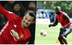 One tackle from Zlatan Ibrahimovic changed Romelu Lukaku's mindset