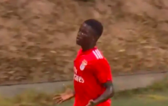 Man Utd, Man City and Barcelona in race for Benfica wonderkid