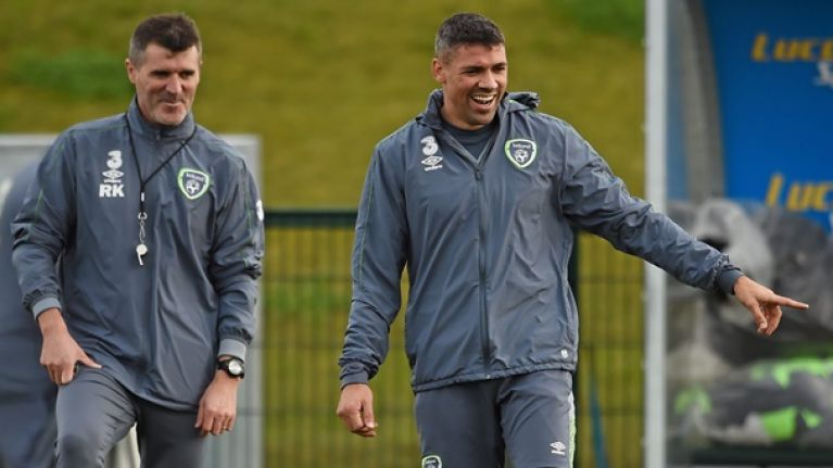Walters on Keane: The Whatsapp was a mild version of what happened