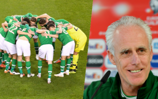 Mick McCarthy has named his Republic of Ireland starting XI for the game against Gibraltar