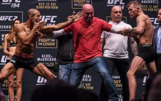 Conor McGregor considered giving Jose Aldo a rematch at UFC 237