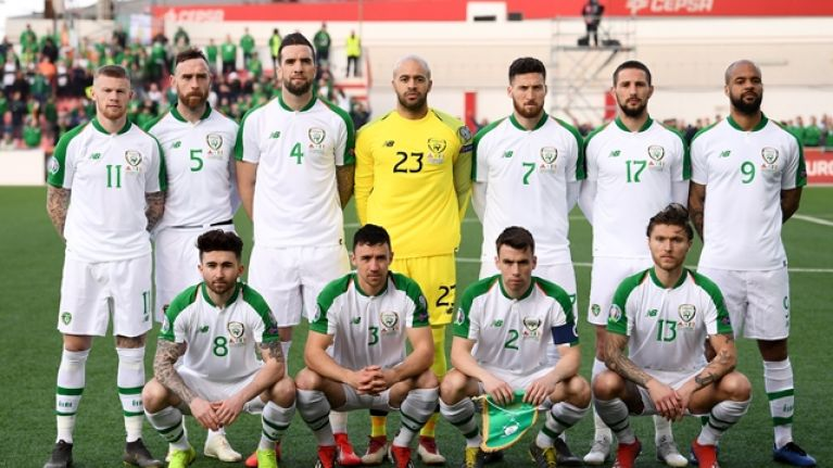 Player ratings as Ireland labour to win over Gibraltar in Euro 2020  qualifier f13b9253a