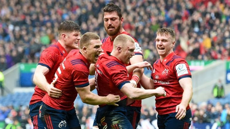 Munster made life difficult but they consistently find a way