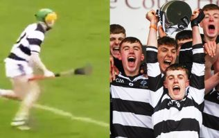 Courageous St Kieran's College youngsters stand tall when it matters most