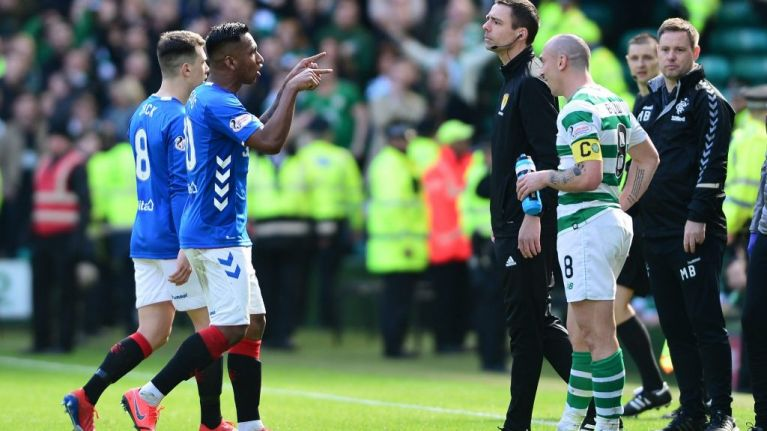 Steven Gerrard wants to donate Alfredo Morelos wages to Rangers fans