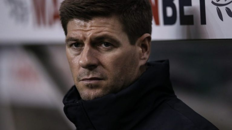 Steven Gerrard criticises Scott Brown for provoking Morelos and Kent