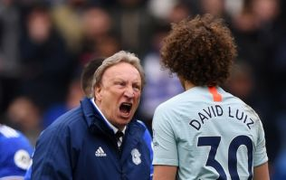 Neil Warnock delays Sky post-match interview in order to calm down