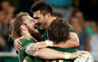 WATCH: South Africa grab comfortable 49-3 win over Italy in RWC 2019