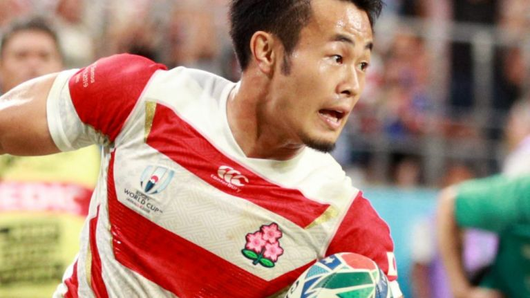 WATCH: Japan top their group with 38-19 win over Samoa in RWC 2019