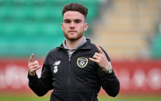 Aaron Connolly should start for Ireland after first ever senior call-up