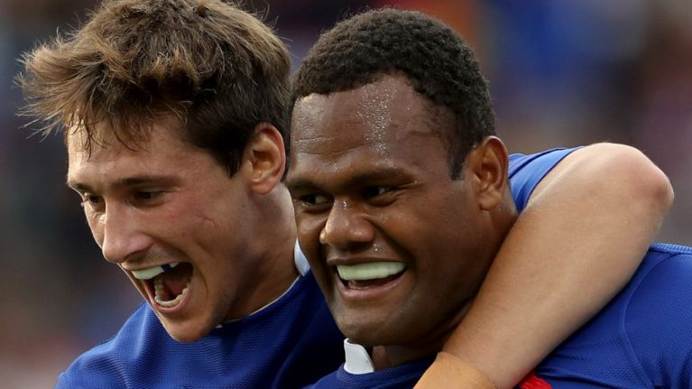 WATCH: France grabs a narrow 23-21 victory over Tonga in RWC 2019