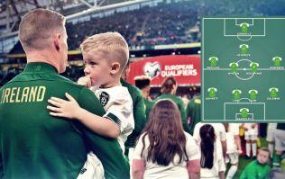 Ireland XI that can get vital win away in Georgia