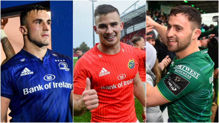 The exciting talents already grasping their chance in the new PRO14 season