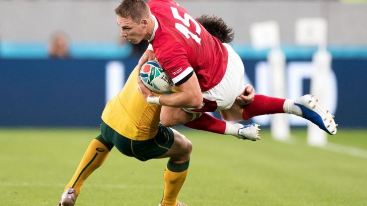 WATCH: Top 5 tackles of the Rugby World Cup 2019 (Part 2)