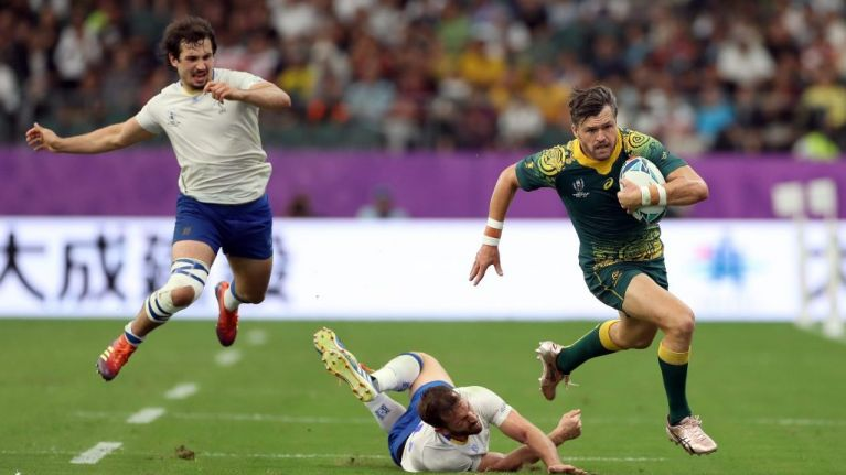 WATCH: Top 5 skills of the Rugby World Cup 2019 (Part 2)